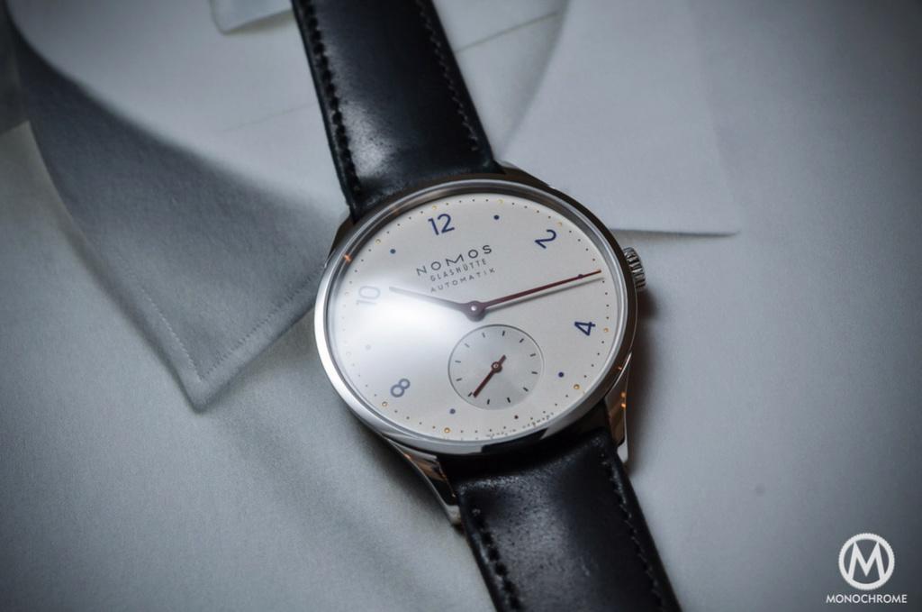 lettre au père Noël!Quel cadeau horloger souhaiteriez vous trouver sous le sapin Nomos-10