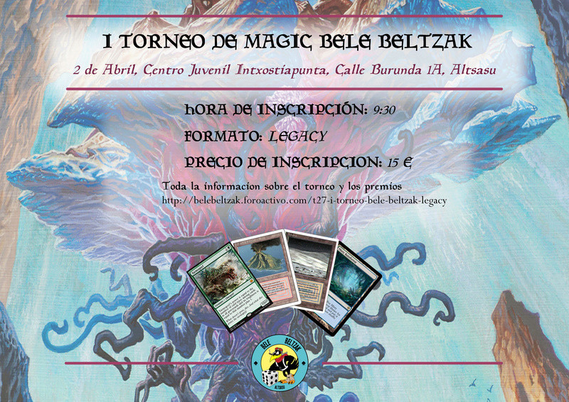 I. torneo Bele Beltzak LEGACY Torneo10