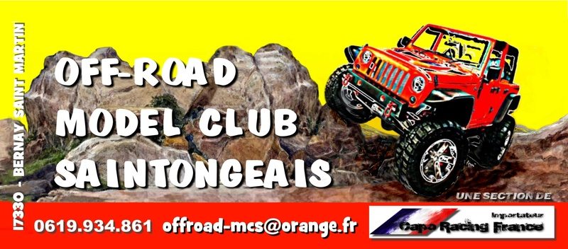 Off-Road Model Club Saintongeais. 17330 Sans_t17