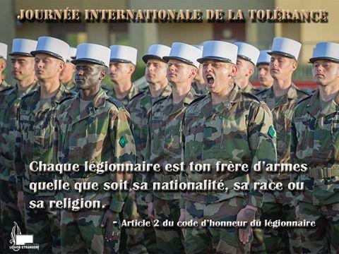 CHAQUE LEGIONNAIRE EST TON FRERE D'ARMES 15036310