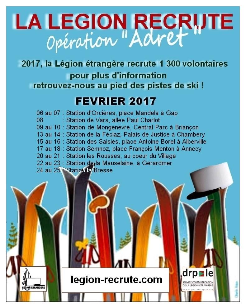 LA LEGION RECRUTE AU PIED DES STATIONS DE SKI 492-op10