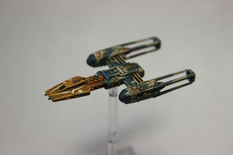 Fin's Repaints - Hound's Tooth & Nashtah Pup 210