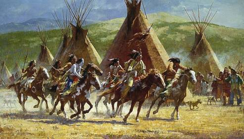 [CR] Comancheria : We were free, we were the Lords of the plains 17057c10