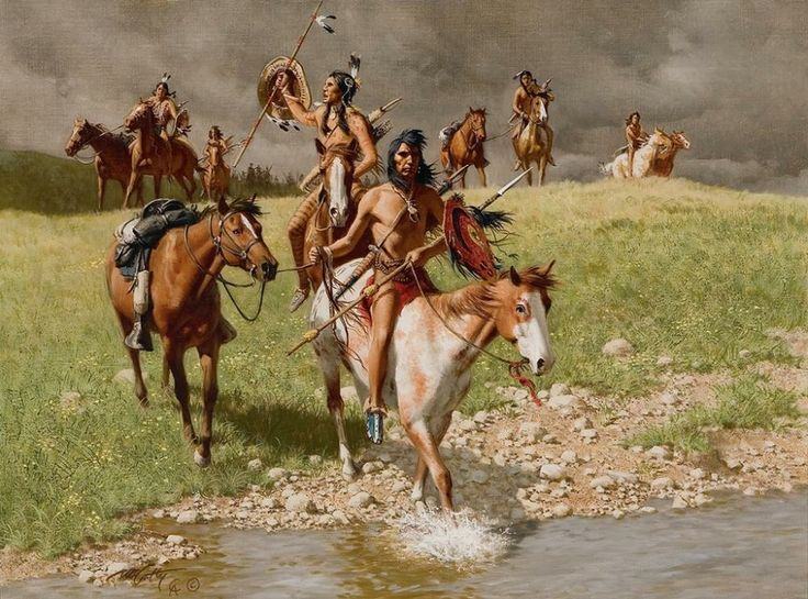 [CR] Comancheria : We were free, we were the Lords of the plains 9ee12010