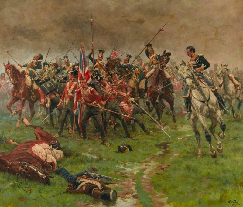 CR  Waterloo200   Battle11