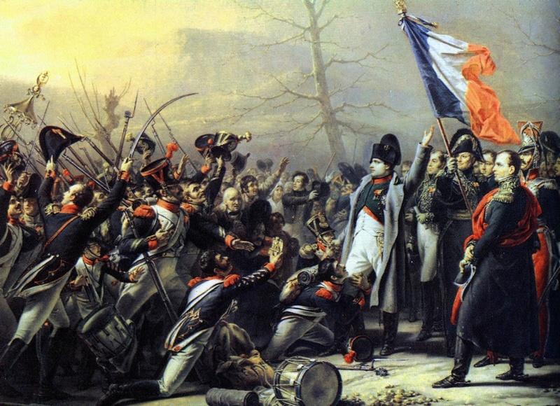 1813  Napoleon s Nemesis Napole11