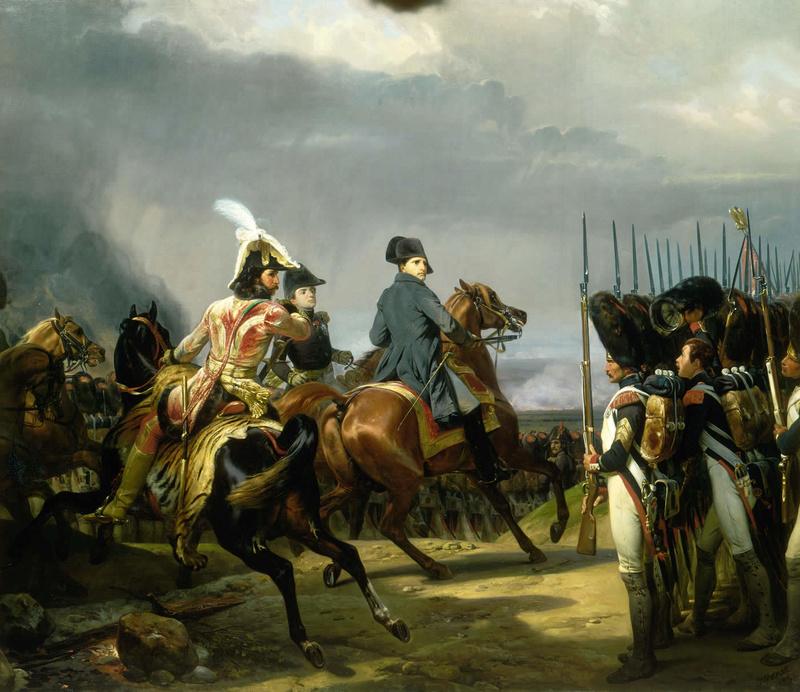 1813  Napoleon s Nemesis Napole17