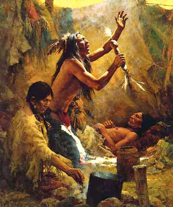 [CR] Comancheria : We were free, we were the Lords of the plains Native10