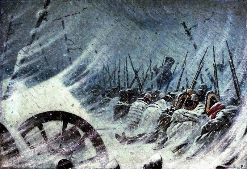 1813 Napoleon's Nemesis  Night_10