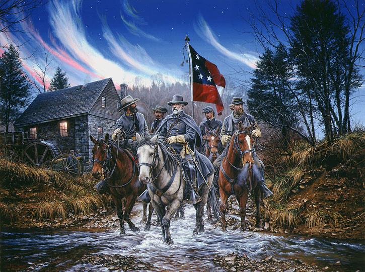 CR Roads to Gettysburg: R E Lee Northe10
