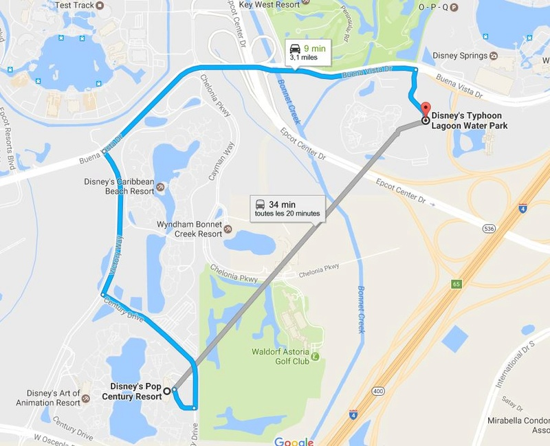TR Honeymoon in Florida novembre 2016 (WDW-SW-DC-KSC-USF-NBA-Miami-Everglades-Keys) (dernière MàJ: 09/04/2017) Terminé - Page 7 Routev16
