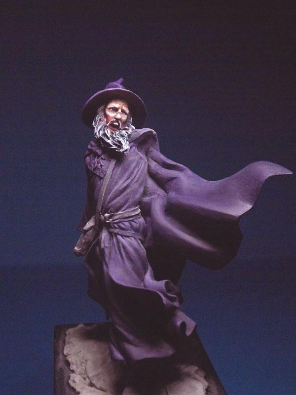 Le Magicien Mage410
