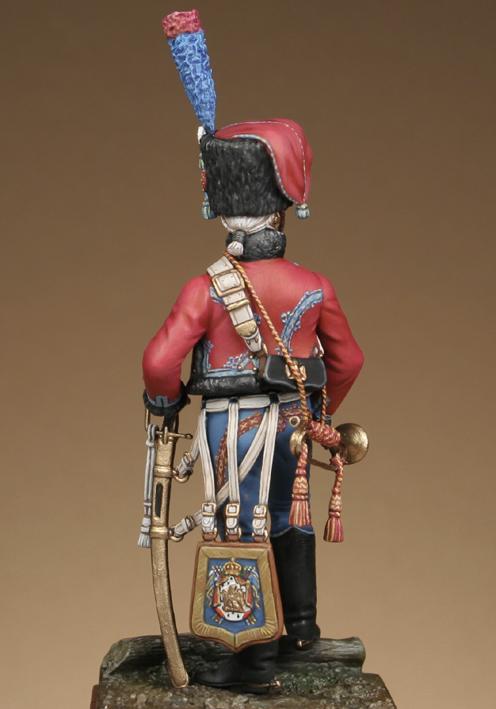 Trumpeter , 75 mm , Fer Miniatures Tccgi310