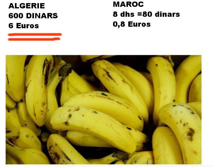 je suis Algerien ..ou sont mes droits أنا  جزائري  ....أين حقي Banane10