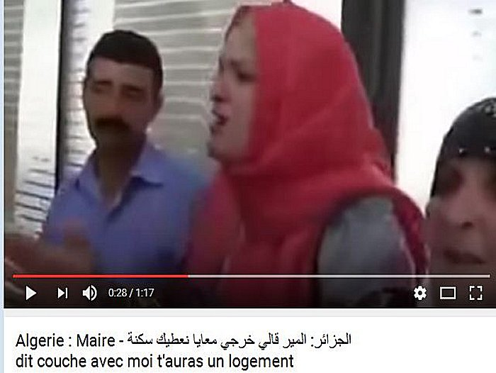 Adieu Algerie mon amour وداعا الجزائر الحبيبة Hogra310