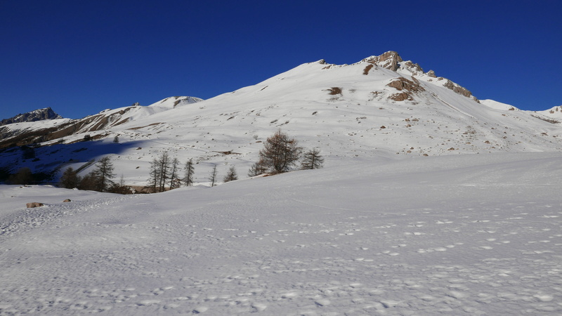 Tempête de ciel bleu et d'hiver.. P1090811