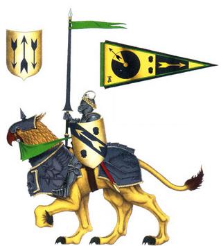 Ordres de Chevalerie Fleche10