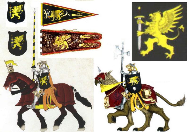 Ordres de Chevalerie Griffo10
