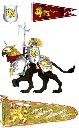 Ordres de Chevalerie Lionor10