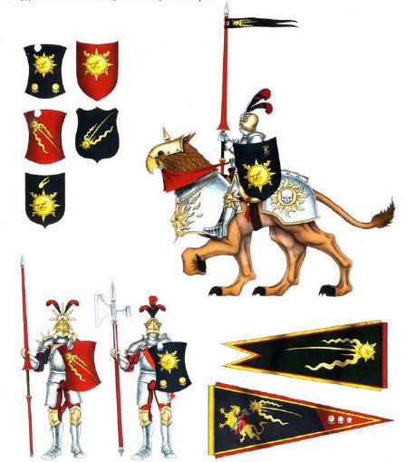 Ordres de Chevalerie Soleil10