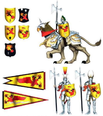 Ordres de Chevalerie Taal10