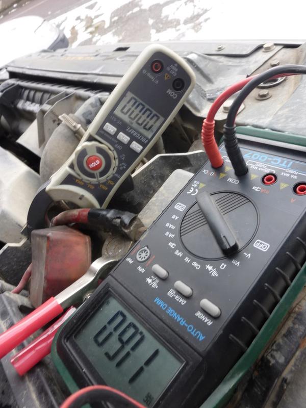 Problème d'alternateur P38 M51 P1020312