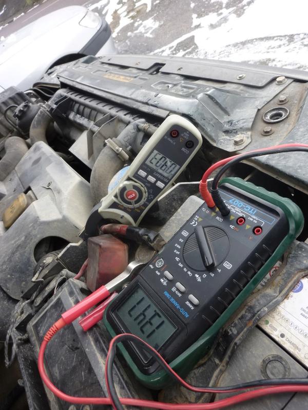 Problème d'alternateur P38 M51 P1020314