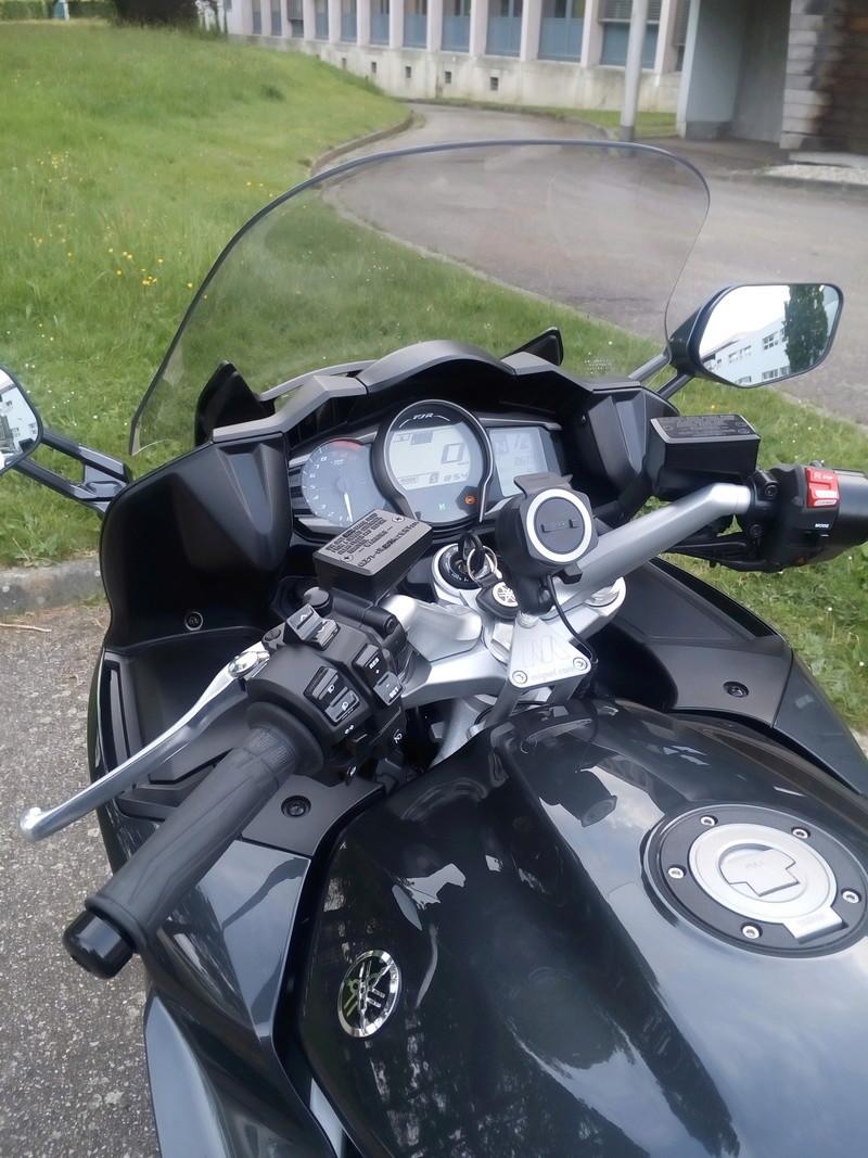 [VENDU] Yamaha FJR 1300 AE 110