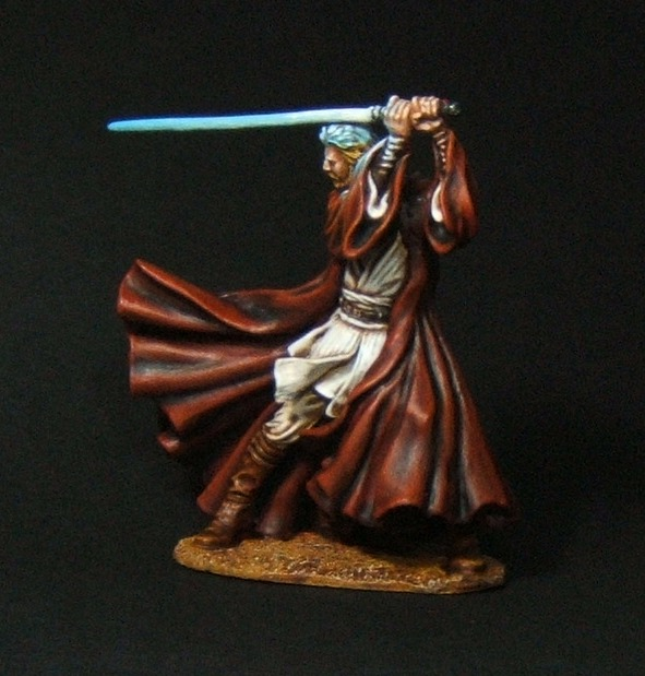 Obi Wan et Anakin Knight Models Obi_wa13