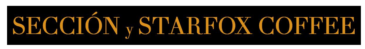SECCIÓN & STARFOX COFFEE Banner10