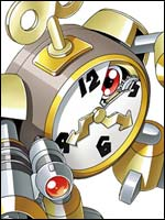 Digimon World: Self-esteem Clockm10