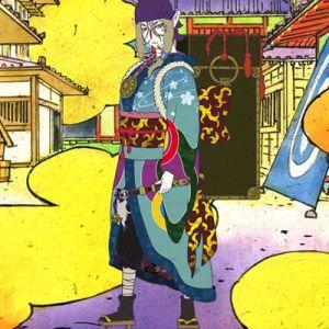 Kouki, ayudante de los guardianes del reino Gbu410