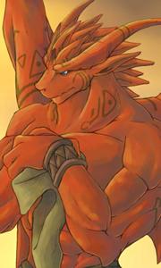 Rhisiart Orwen, el dragón desgraciado Rhitsi13