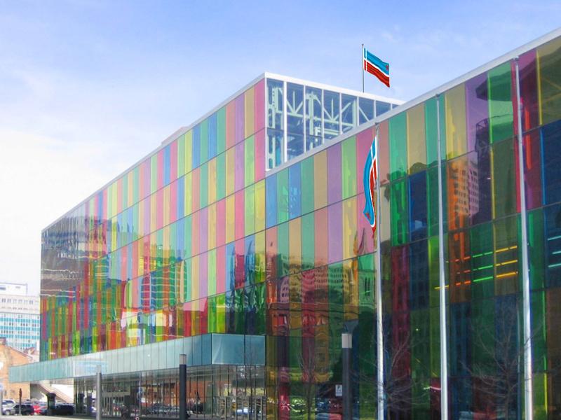 Palais des Congrès de Piréa  03s8zt11
