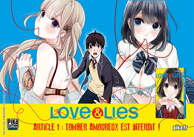 [MANGA/ANIME] Love & Lies Czminx10