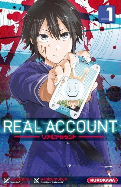 [MANGA] Real Account Real_a10