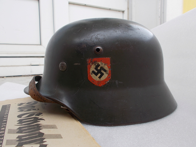 nature morte waffen SS - Polizei Dscn4518