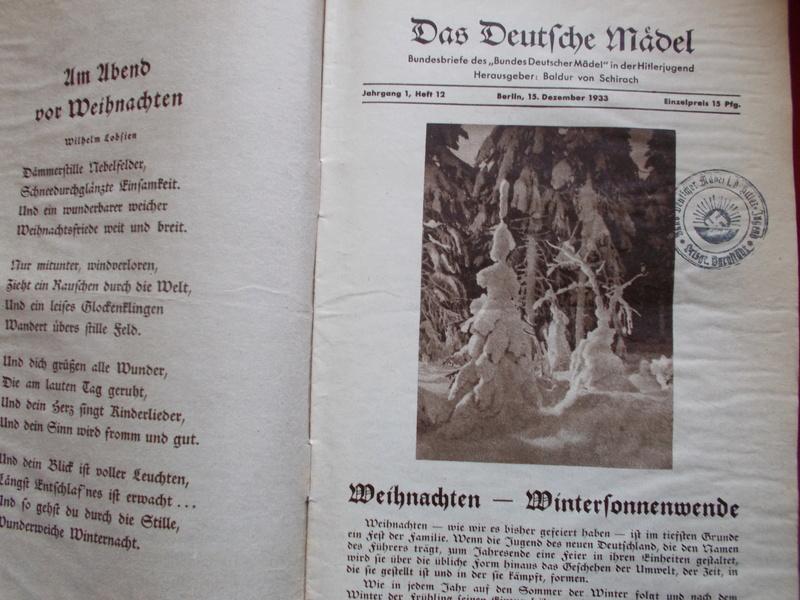 Collection Dorn,en vrac,Hitlerjugend et Bund Deutscher Mädel ... - Page 6 Dscn4830