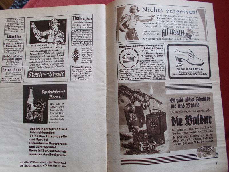 Collection Dorn,en vrac,Hitlerjugend et Bund Deutscher Mädel ... - Page 6 Dscn4832