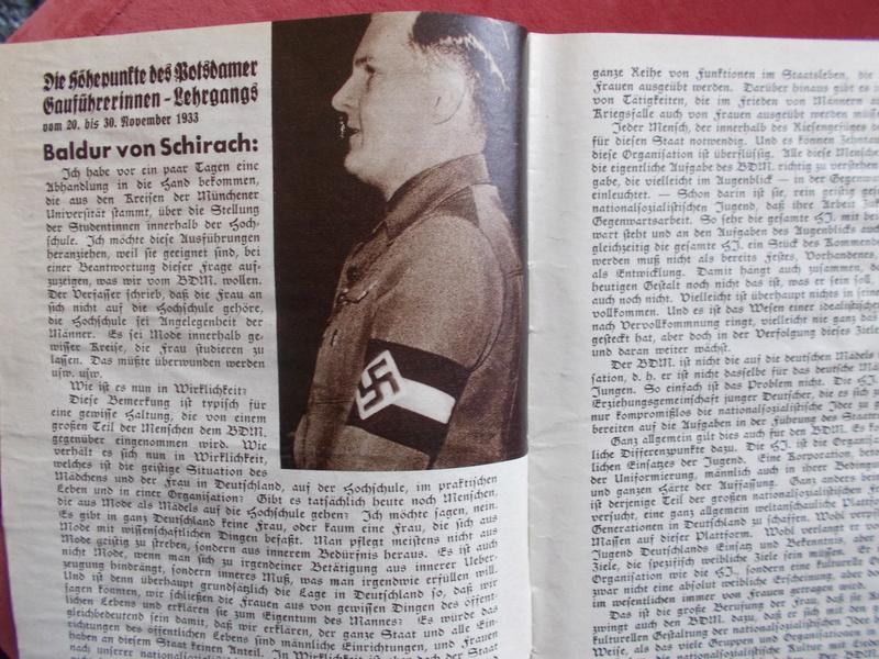 Collection Dorn,en vrac,Hitlerjugend et Bund Deutscher Mädel ... - Page 6 Dscn4834