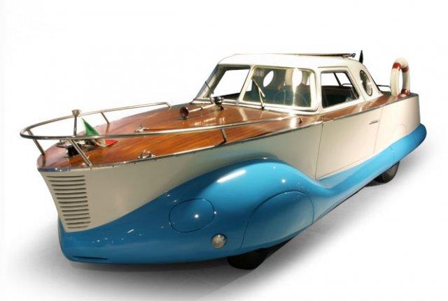 Véhicules amphibies..... Fiat-110
