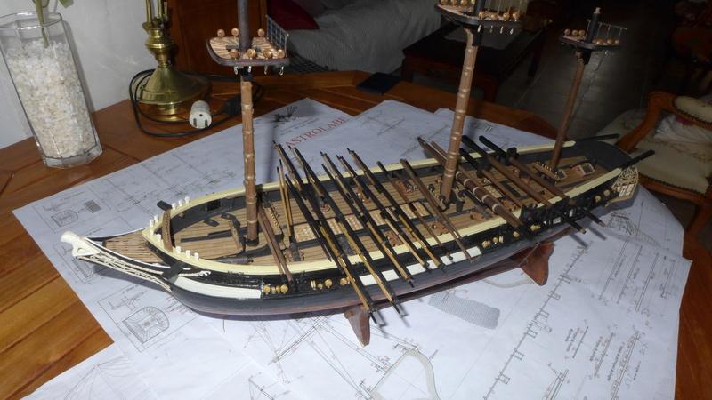 Restauration  corvette Astrolabe ex la Coquille - Page 5 P1170917
