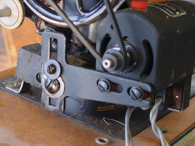 Equiper une machine à coudre d'un moteur électrique neuf ou d'occasion : ce qu'il faut savoir. Moteur11
