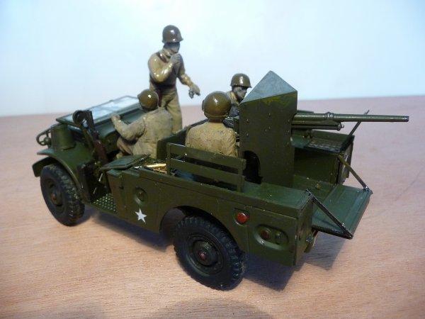 Véhicules de reconnaissance et d'intervention - TUNISIE 1942/1943 32755111