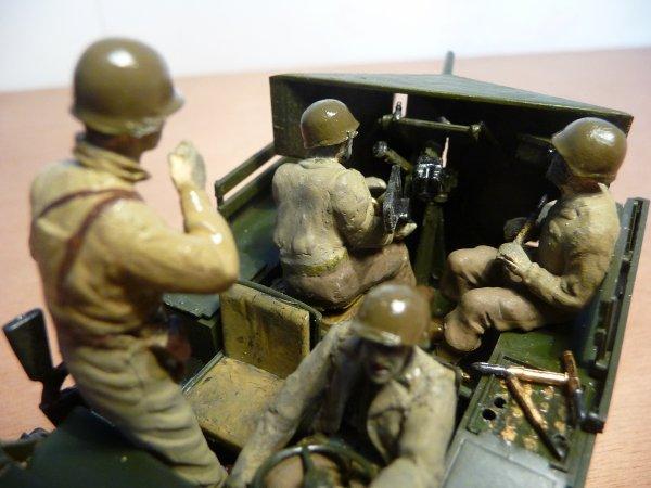 Véhicules de reconnaissance et d'intervention - TUNISIE 1942/1943 32755112