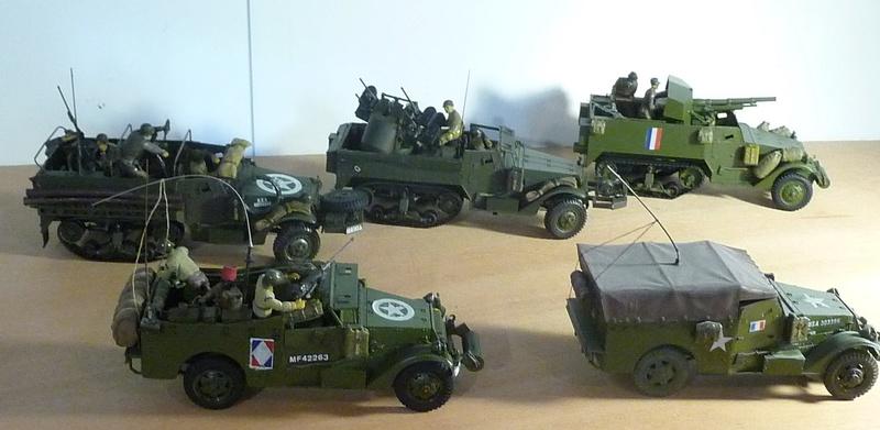 Véhicules de reconnaissance et d'intervention - TUNISIE 1942/1943 P1070010