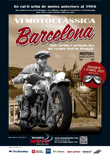 VI Motoclásica Barcelona  1 Abril  2017 Motocl10