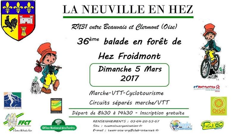 [60]  5   MARS 2017  LA NEUVILLE EN HEZ   16142510