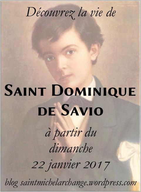 Découvrez la vie de saint Dominique de Savio Decouv10