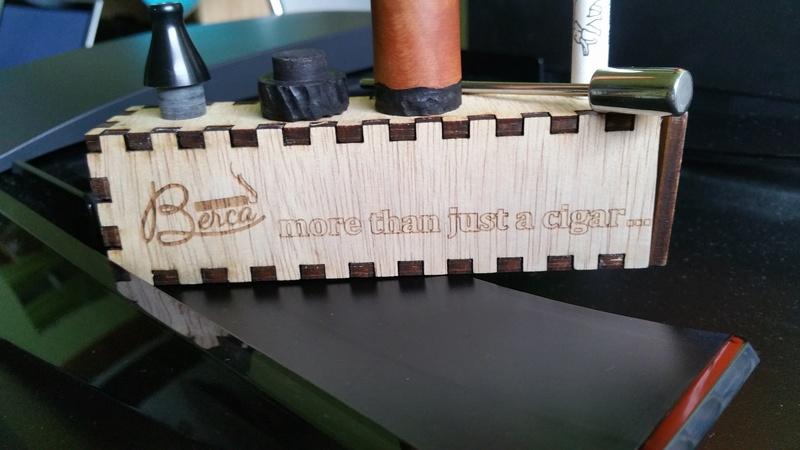 échange Briar cigar Berca 9 mm 20170113